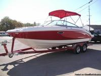 2007 Chaparral 236 SSX DB 2007 Tennessee Tandem Axle