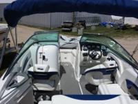 2007 Chaparral 236SSX Bow Rider. Less than 140 hours