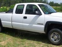 For Sale: 2007 Chevrolet 2500HD 4X4 Extended Cab Truck