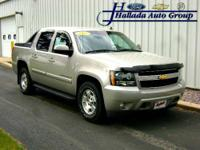 "2007 Chevrolet Avalanche 4WD Crew Cab 130"" LT"