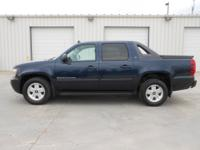 JUST IN!!! 2007 Chevrolet Avalanche LT! 191131 miles.
