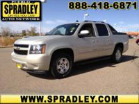 2007 Chevrolet Avalanche Crew Cab Pickup - Short Bed LT