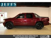 1- THE FULLY LOADED LTZ ... A 2007 Avalanche with a TON