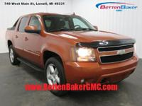 Options:  2007 Chevrolet Avalanche 4Wd Crew Cab 130 Lt