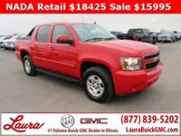 1-Owner New Vehicle Trade! LT 5.3 V8 Crew Cab 4x4.