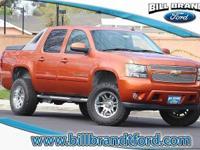 Options:  2007 Chevrolet Avalanche 1500 Lt 4D Crew