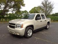 Options:  2007 Chevrolet Avalanche Below Market
