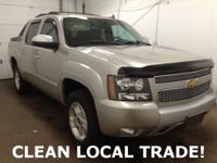 HEATED FRONT SEATS, 4WD, POWER SUNROOF, LOCAL TRADE-IN,