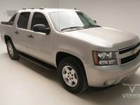 This 2007 Chevrolet Avalanche LS Crew Cab 2WD with only