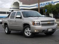 This 2007 Chevrolet Avalanche 4dr LTZ Truck features a
