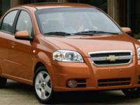 Options:  2007 Chevrolet Aveo Lt|/|V4 1.6L |0 Miles|