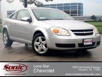 You will love this Silver Silver 2 door 2007 Chevrolet