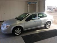 2007 Chevrolet Cobalt LS. All points perspective. An