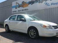 2007 Chevrolet Cobalt LS, 71,638 odometer mileage, VIN#