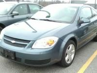 This one owner, 2007 Chevy Cobalt has cruise control,