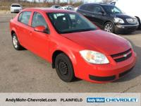 Chevrolet Cobalt  Clean CARFAX.        Come see the all