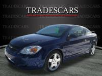 Exterior Color: laser blue metallic, Body: 2 Dr Coupe,