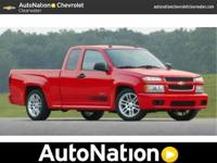 Look into this gently-used 2007 Chevrolet Colorado we