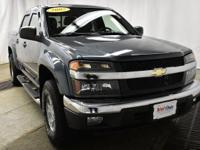 This outstanding example of a 2007 Chevrolet Colorado