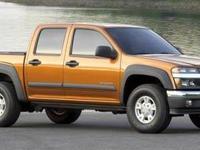 2007 Chevrolet Colorado LT 3.7L 5-Cylinder MPI DOHC