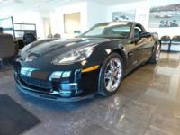 Look at this 2007 Chevrolet Corvette Z06. It has a