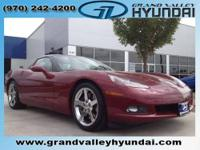 2007 Chevrolet Corvette 2dr Car Our Location is: Grand