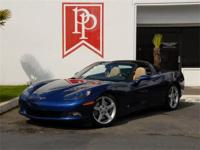 This is a Chevrolet, Corvette for sale by Park Place