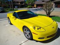 Like new 2007 Corvette. Never smoked in. Paint and