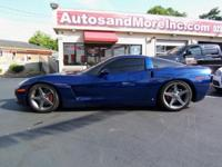 Citizen Trade Just In This is a 2007 C6 Corvette 6