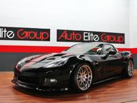 THIS ZR6X SUPERVETTE PUTS DOWN OVER 650 RWHP/717 RW