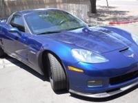 2007 Z06 Corvette Modified, naturally aspirated 6 speed