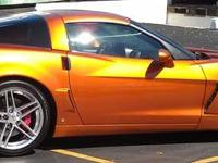 Gorgeous 2007 Chevy Corvette Z06 in Excellent