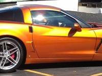 Gorgeous 2007 Chevy Corvette Z06 in Excellent
