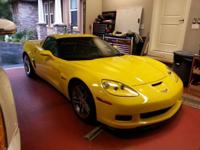 2007 Chevrolet Corvette Z06 For Sale in Dunnellon,
