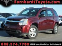 We are pleased to offer you this 2007 Chevrolet Equinox