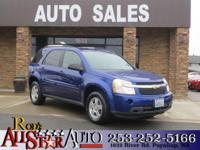 Options:  2007 Chevrolet Equinox Ls Awd|Our Ls (Luxury