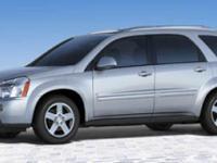 Options:  2007 Chevrolet Equinox Lt|/|V6 3.4L