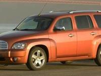 2007 Chevrolet HHR LS. Stick shift! Welcome to Patsy