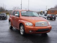 Options:  2007 Chevrolet Hhr Lt|Lt 4Dr Wagon|2007