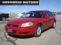 2007 Chevrolet Impala 3.5L LT For Sale.Features:Front