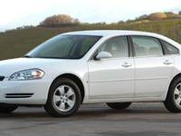2007 Chevrolet Impala 3.9L LT For