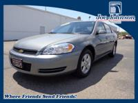 Local Trade, Impala LT, 3.5L V6, 4-Speed Automatic with