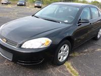 2007 Chevrolet Impala, 145,723 odometer mileage, VIN#