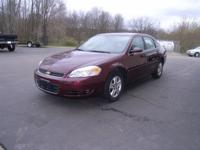 Options Included: N/AUltra Low Mileage Impala With Full