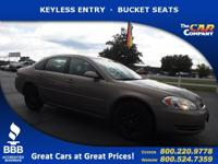 Used 2007 Chevrolet Impala, DESIRABLE FEATURES: KEYLESS