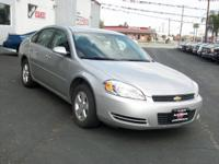 Options Included: N/ALOW MILEAGE 2007 CHEVY IMPALA LT