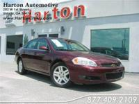 2007 Impala LT- EXCELLENT CONDITION!!! Our Certified