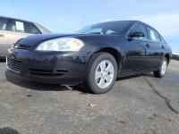 Options:  2007 Chevrolet Impala Lt 4Dr
