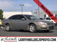 This outstanding example of a 2007 Chevrolet Impala