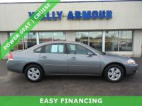 *** SUPER SHARP 2007 CHEVROLET IMPALA LT WITH A POWER